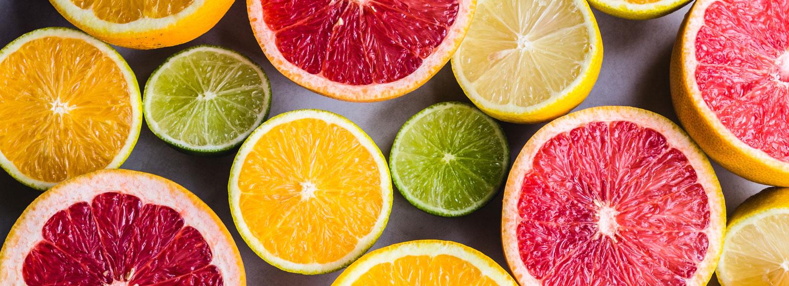 algunas frutas beneficiosas
