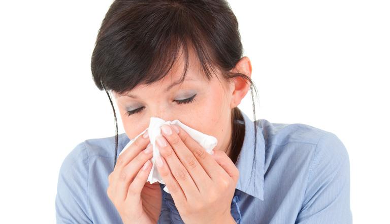 Es bueno entrenar con gripe