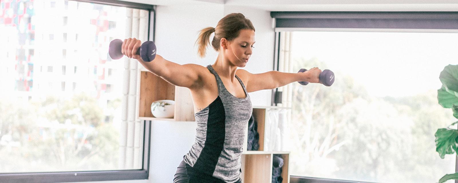 alcanzar la vida fitness