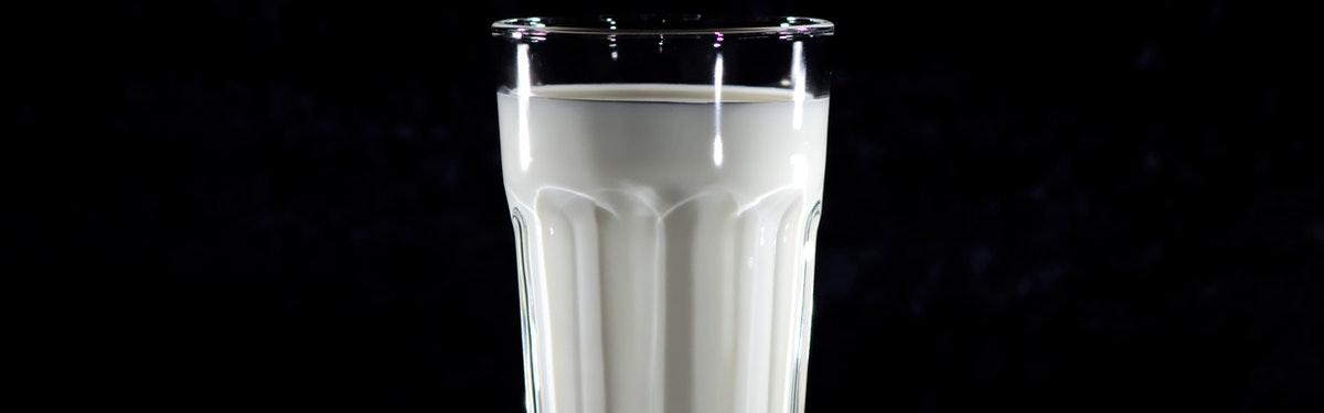 lo malo de la leche