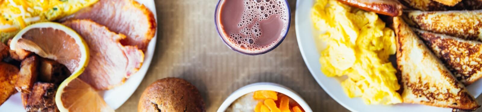 desayunar poco no es nutritivo
